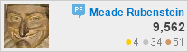 profile for Meade Rubenstein at Physical Fitness